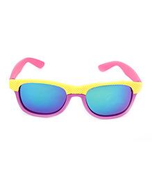 Stol'n Kids Sunglasses Wayfarer Style - Yellow Pink Purple