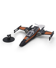 Star Wars Poe's X Wing Fighter Celing Flyer - Black