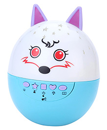 Smiles Creation Clever Egg Astral Projector - Blue And White