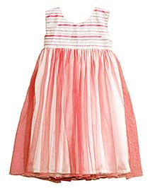 ISM Annabel Dress - Peach