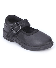 G & D School Shoes - Black