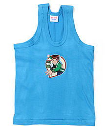 Ben 10 Printed Vest - Blue