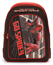 Spiderman Go Spider School Backpack - 18 inches