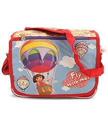 Dora Fly With Me Shoulder Sling Bag - Red