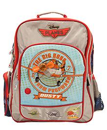 Disney Pixar Planes Racers Backpack Bag - 16 inches