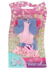 Simba Steffi Love Spring Fashion Doll Dress