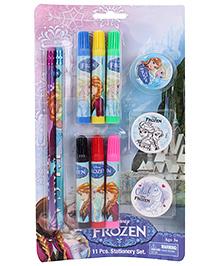 Disney Frozen Stationery Set - 11 Pieces