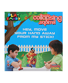 Mitashi Playsmart Save The Collapsing Squirrel Game