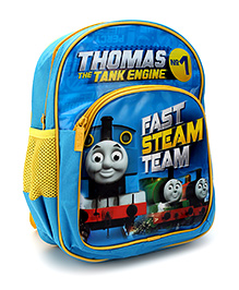 Thomas And Friends School Backpack Blue - 12 inches