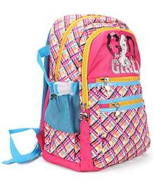 Barbie Go Girl Backpack Pink - 17 inches