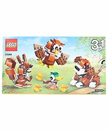 Lego Creator Park Animals Construction Set - 202 Pieces