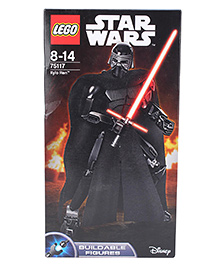 Lego Star Wars Kylo Ren Construction Set - 86 Pieces