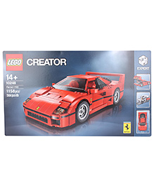 Lego Creator Expert Ferrari F40 Construction Set - 1158 Pieces