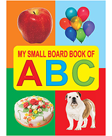 My Small Board Book Of ABC
