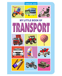 My Little Book - Transport
