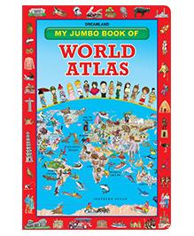 Dreamland - Children's Pictorial World Atlas