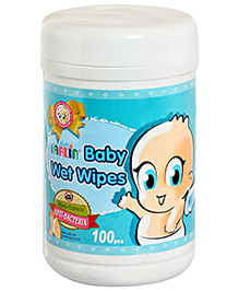 Farlin Baby Wet Wipes 100 Pieces