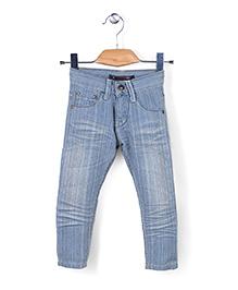 Trombone Super Soft Jeans - Blue