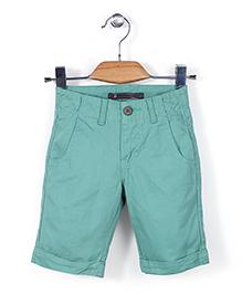 Trombone Super Soft Shorts - Green