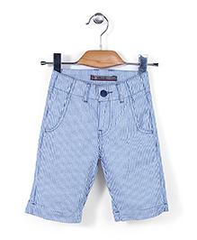 Trombone Super Soft Shorts - Blue