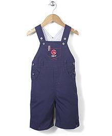 Enfant Stylish Dungaree - Blue