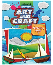 My Book Of Art & Craft - Book 1