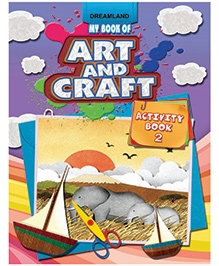 My Book Of Art And Craft Part - 2
