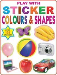 Play With Sticker Colours And Shapes