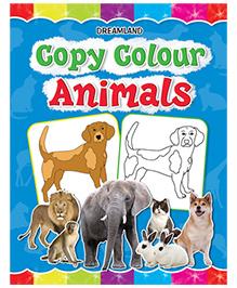 Copy Colour - Animals