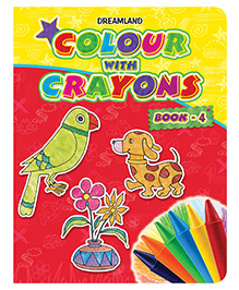 Colour With Crayons Book 4