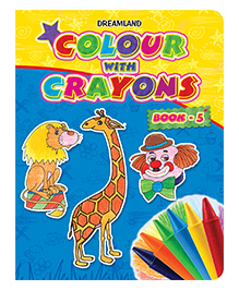 Colour with Crayons Part  -  5
