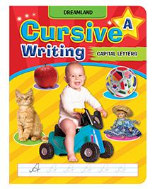 Cursive Writing Book A - Capital Letters