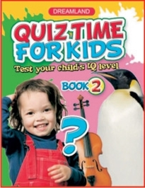 Dreamland Quiz Time For Kids Part 2 - English