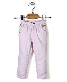 Gini & Jony Full Length Trouser - Pink
