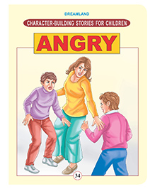 Character Building - Angry