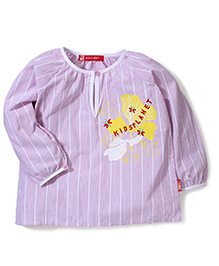 Kidsplanet Printed Top - Pink