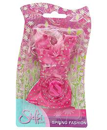 Simba Steffi Love Spring Fashion Doll Dress - Pink