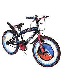 Hot Wheels Bicycle Blue And Black - 20 inches