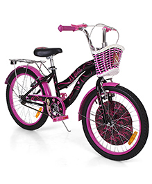Barbie Bicycle Pink And Black - 20 inches