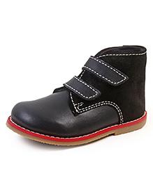 Beanz Party Wear Shoes - Black