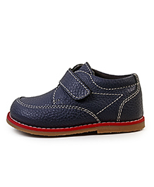Beanz Party Wear Shoes - Navy