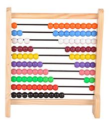 Skillofun Wooden Abacus Junior 10 - 10