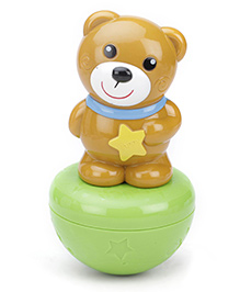 Sunny Happy Circus Roly Poly - Green And Brown