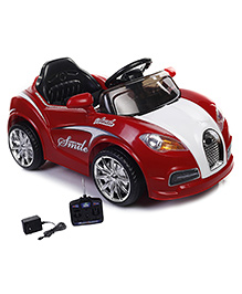 Mee Mee Battery Operated Ride-On Car Red - CH HL 938