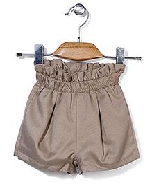 Petit Cucu Classy Shorts - Beige