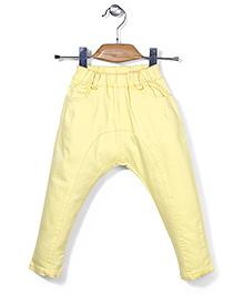 Petit Cucu Pant - Yellow