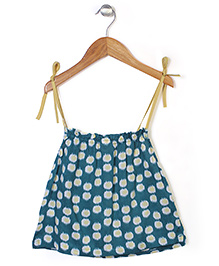 Petit Cucu Top - Blue