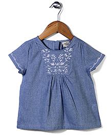 Petit Cucu Top - Blue
