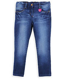 Barbie Full Length Jeans - Light Blue