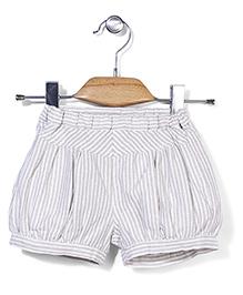 Petit CuCu Shorts - Grey